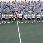St Mary's Flash Mob
